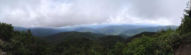 籾糠山からの展望