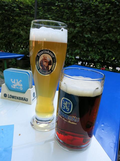 Amateur beer drinkers