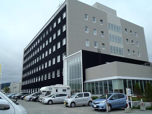 小樽新合同庁舎