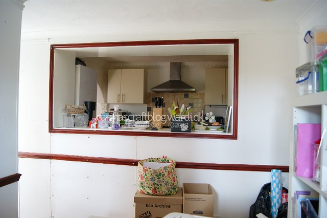Studio - looking into kitchen