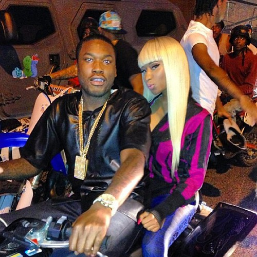 MEEK MILL NICKI MINAJ FABOLOUS FRENCH MONTANA - IT'S ME (I BE ON THAT)