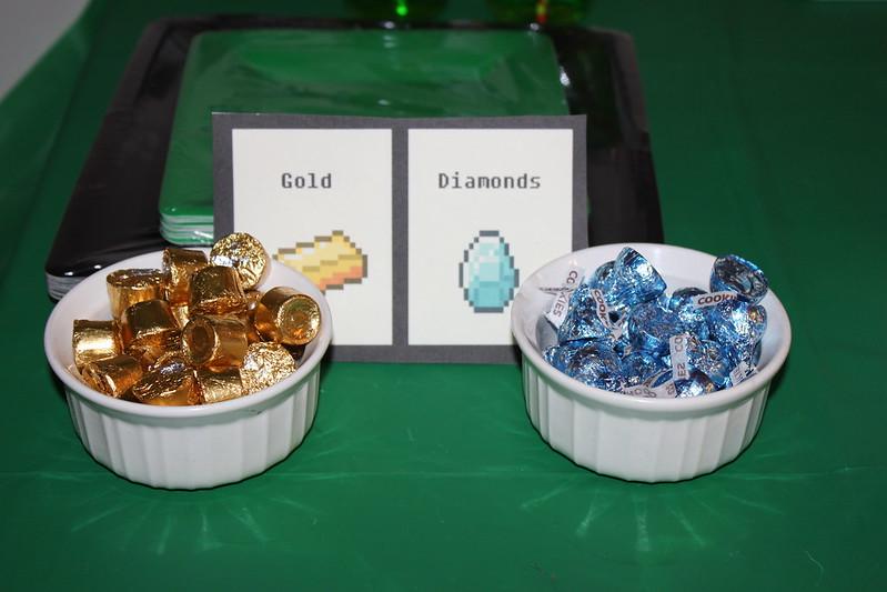 minecraft candy
