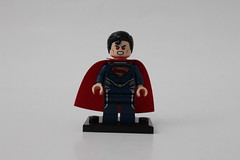 LEGO DC Universe Super Heroes Superman: Black Zero Escape (76009)