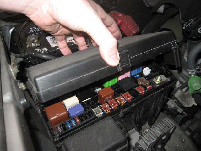 Toyota 4Runner Fuse Box Flickr Photo Sharing