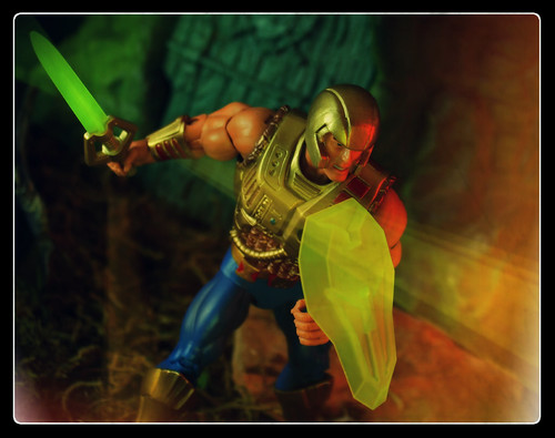 Masters of the Universe Classics - He-Man [Galactic Protector]