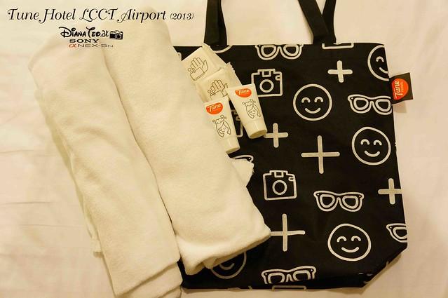Tune Hotel LCCT Airport 08