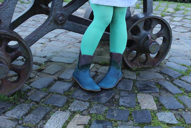 El Naturalista boots