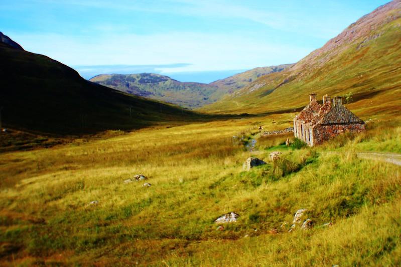 West Highland Way, Scottish Highlands