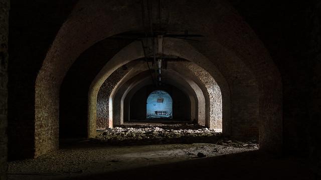 Printery basement