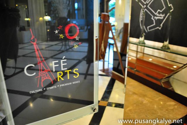 Cafe_Arts Vivere