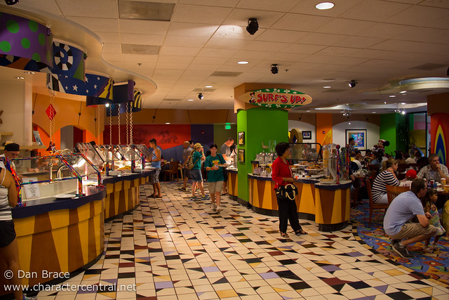 wandering thru the paradise pier hotel flickr photo