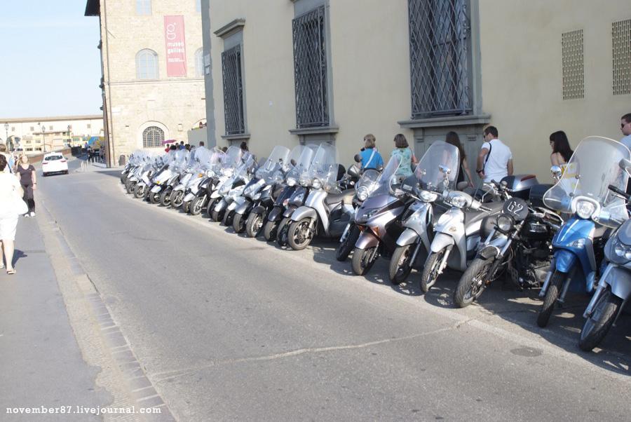 Firenze. Toscana. Italy. August 2013