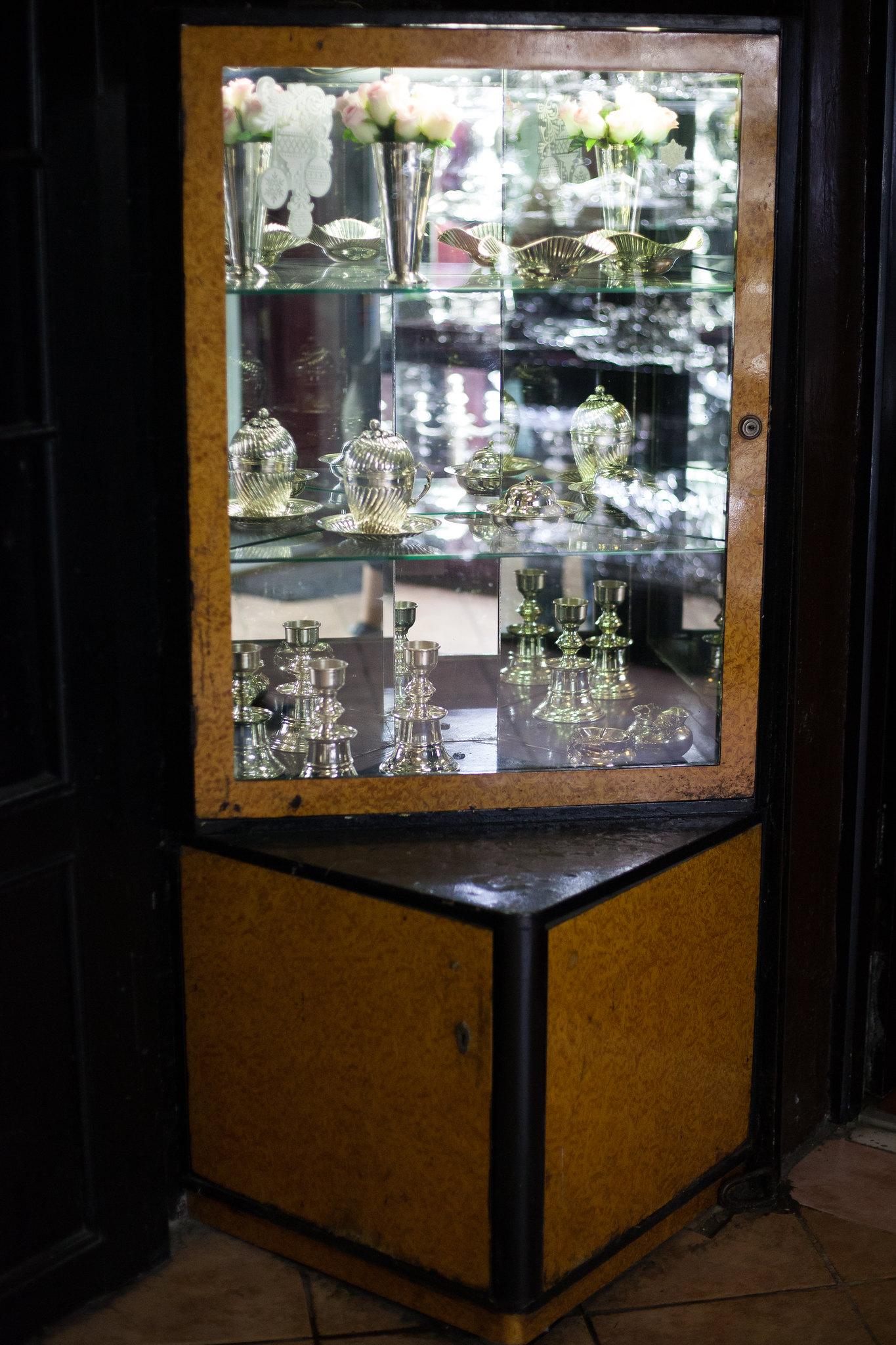 Cabinet, Grand Bazaar.