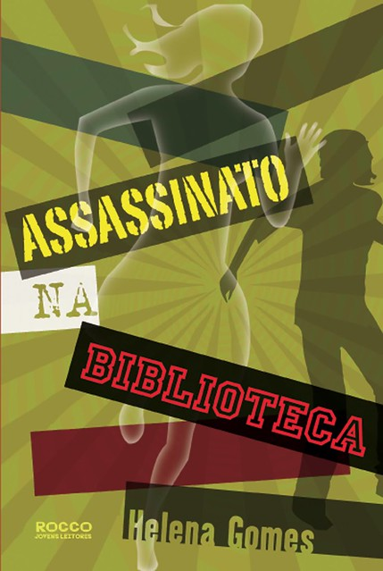 assassinato biblioteca