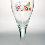 ベルギービール大好き!!【シュフの専用グラス】(管理人所有 )
