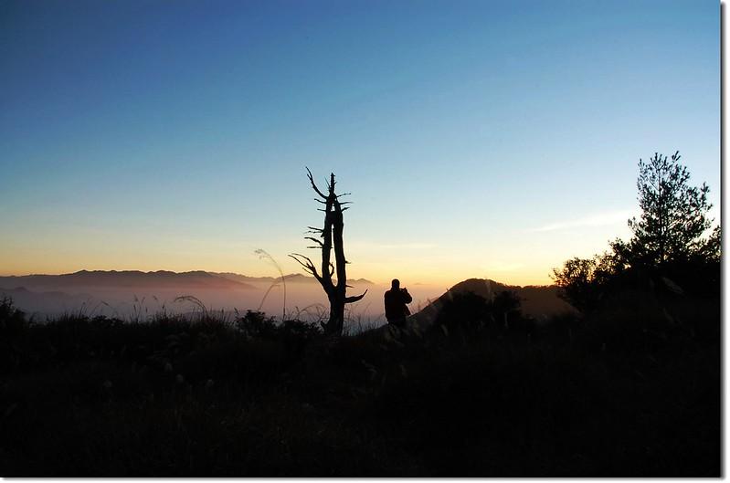 司宴池營地的黃昏 9