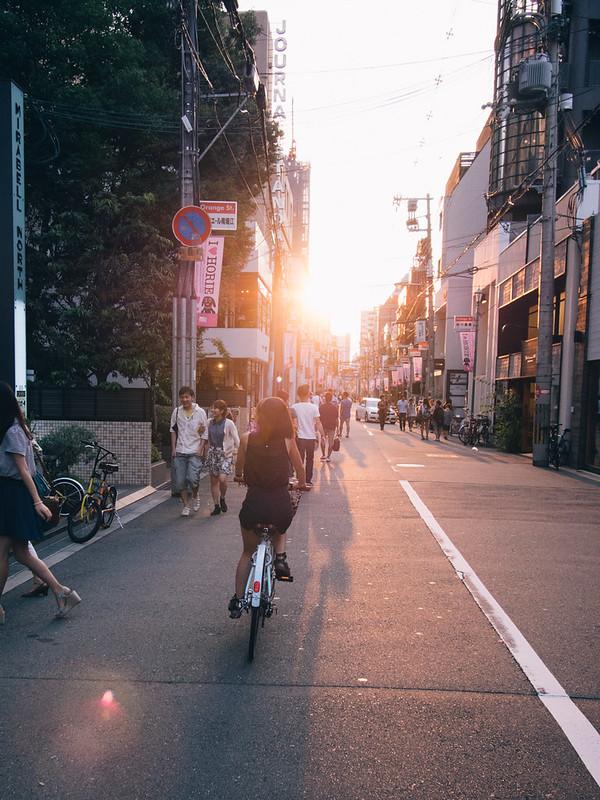 大阪漫遊 【單車地圖】<br>大阪旅遊單車遊記 大阪旅遊單車遊記 11003383274 cf18939554 c