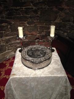 Wedding Cake nook, Ballyseede CastleHotel