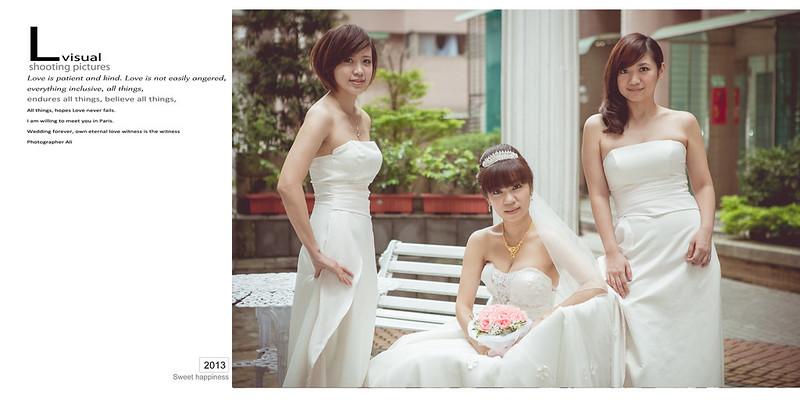 婚禮紀錄 新傑+寶玉 [ 晶宴會館 中和館 ]