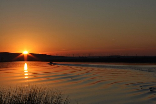 northerncalifornia sunrise boat wetlands fishingboat daybreak solanocounty suisunmarsh montezumaslough