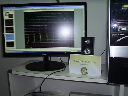 2013 Pirovano Monitor Poligrafo