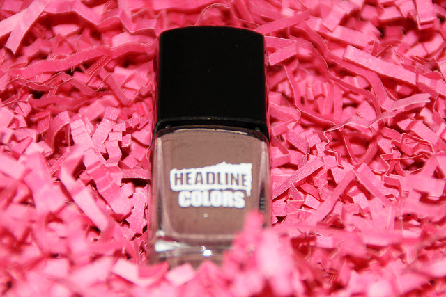 Headline Colours_Nail Polish Quicksand