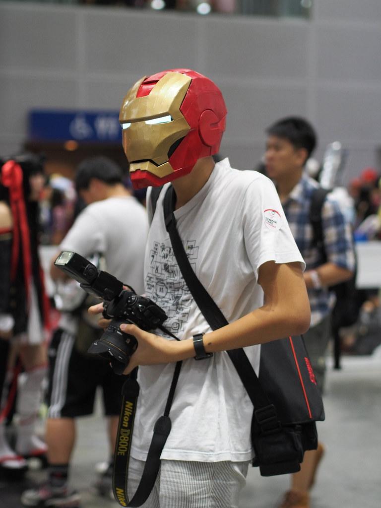 Comic Fiesta 2013 漫画嘉年华会
