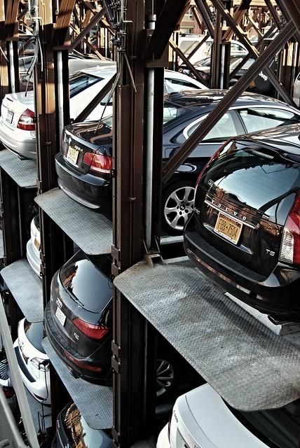 Manhattan Parking