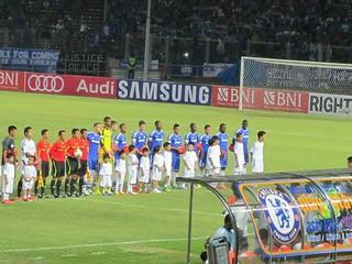 BNI Indonesia vs Chelsea 25 July 2013