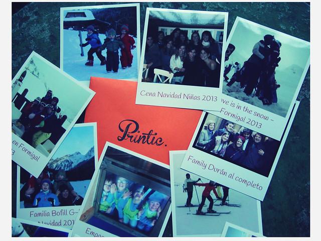 Printic - fotos desde el móvil