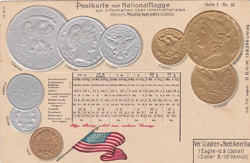 Postcard Semmler U.S. die 1