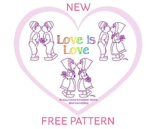 Love Is Love pattern