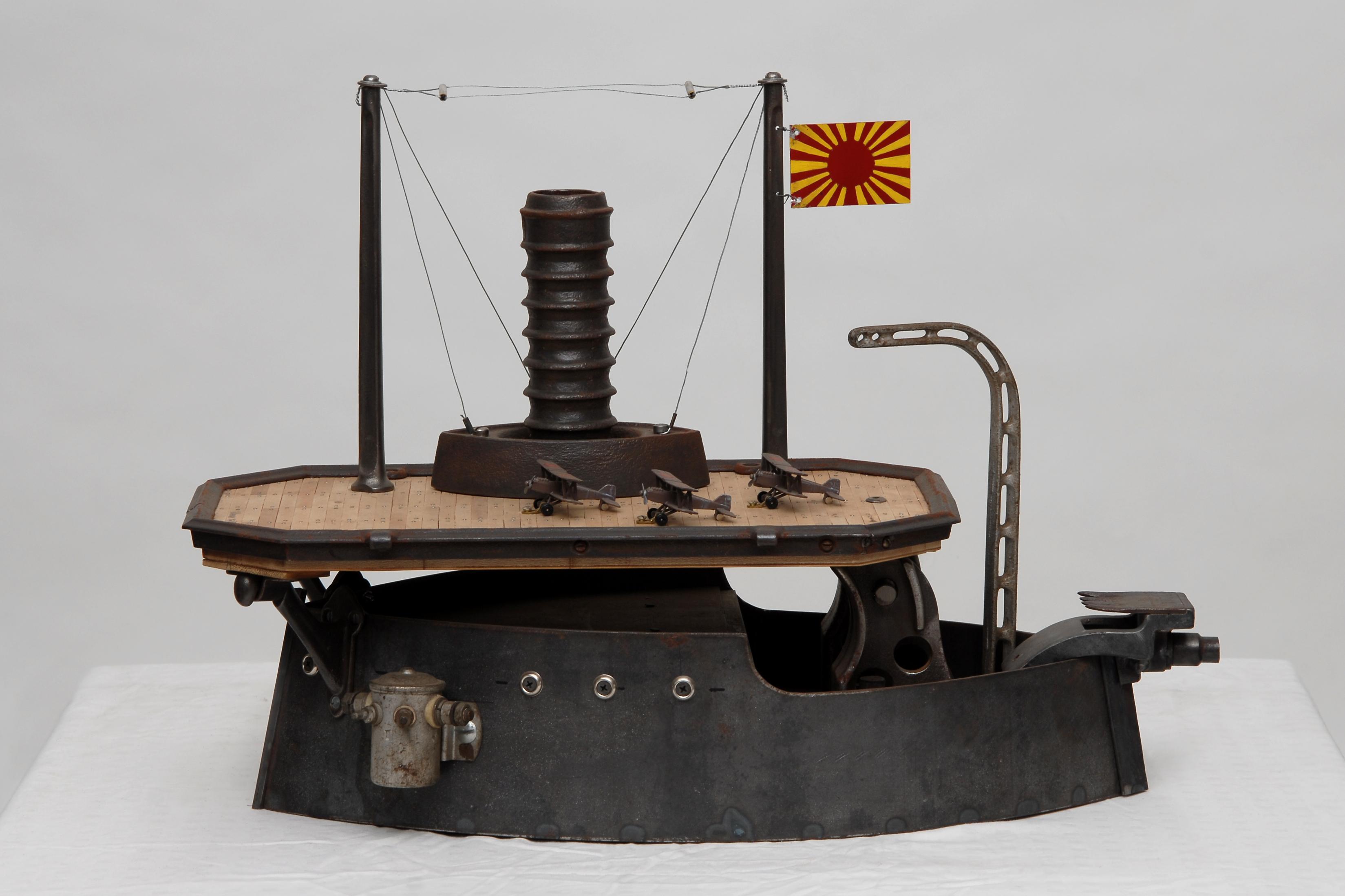 Toy Boat II
