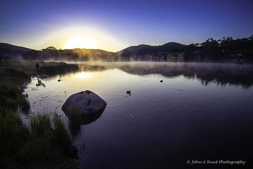 lake australia newsouthwales crackenback lakecrackenback nikond600