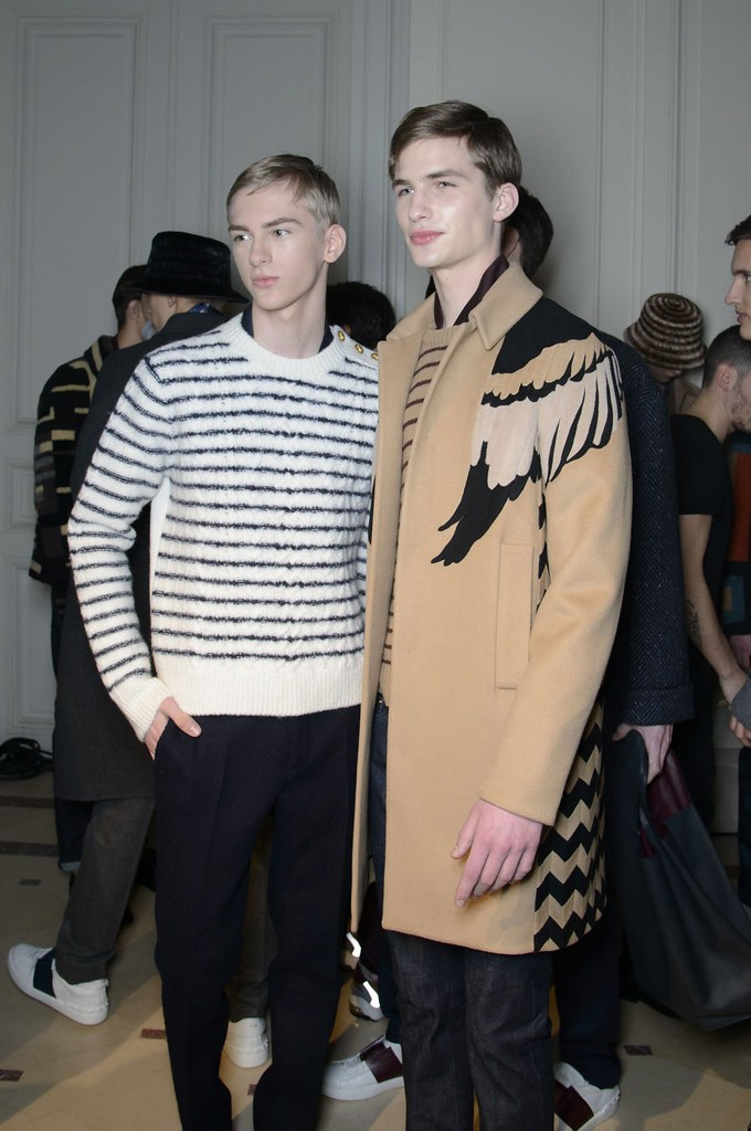 FW14 Paris Valentino432_Dominik Sadoch, Jan Purski(fashionising.com)