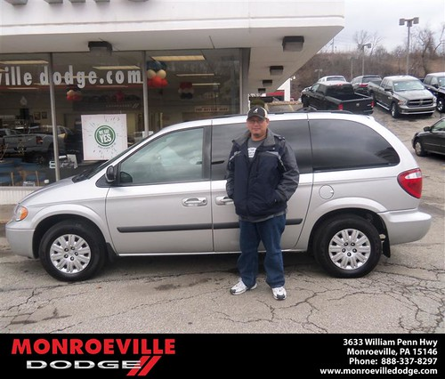 Happy Anniversary to Mark T Lieu on your 2006 #Chrysler #Town And Country from Ronald Mcclelland  and everyone at Monroeville Dodge! #Anniversary by Monroeville Dodge