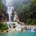 Kuang Si Waterfall II