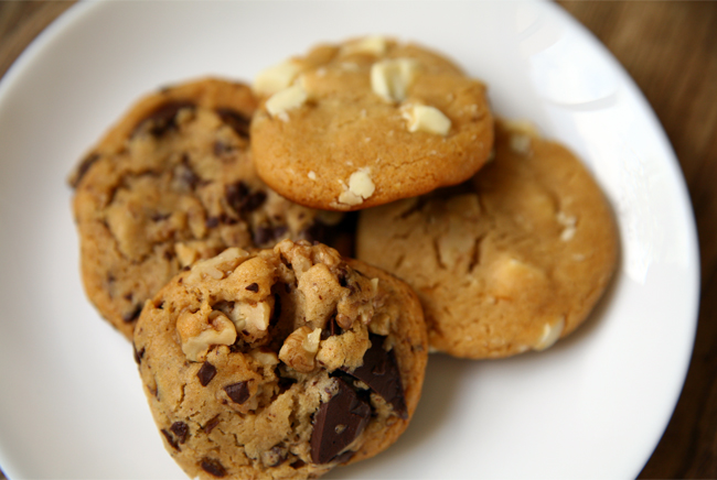 Honey Walnut Cookies 2