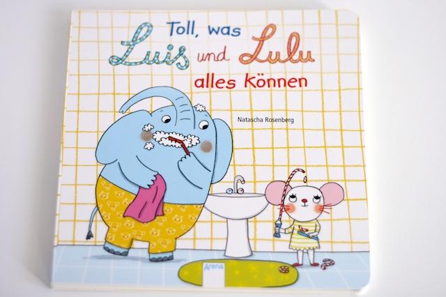 Toll, was Luis und Lulu alles können © Arena Verlag 2014