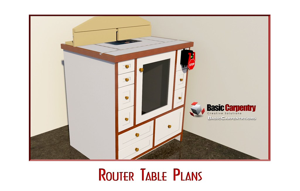 Custom router table plans free download router table plans 1 a greentooth