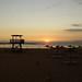 Sunset on the beach by DirkVandeVelde (taking a break)
