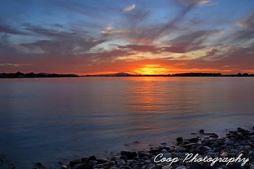 bridge blue sunset summer orange 6 june river island photography washington nikon cities columbia wa coop clover tri eastern richland kennewick pasco 2013 d7100