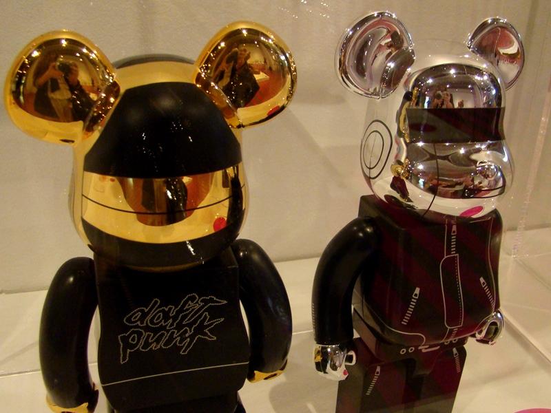 Daft Punk Bearbrick