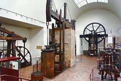 Kraftmaschinen im Deutschen Museum