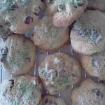 03/17: Greenish Cookies