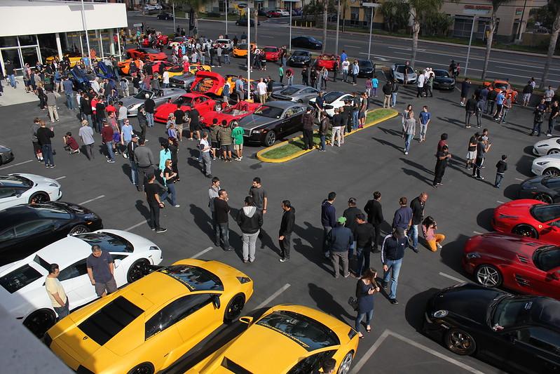 Lamborghini Newport Beach Blog April 2014 Supercar Show At