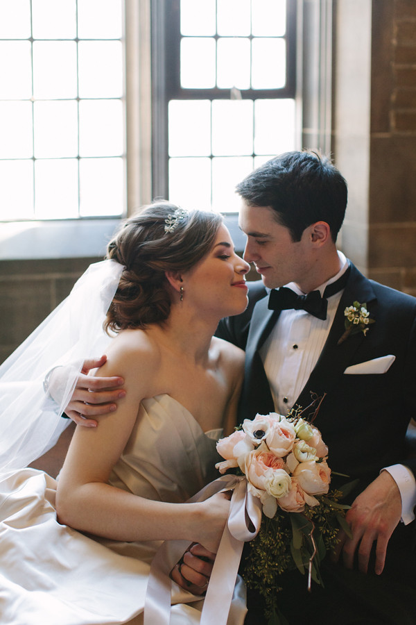 Celine Kim Photography - Meredith & Jake's intimate Hart House wedding (Toronto)