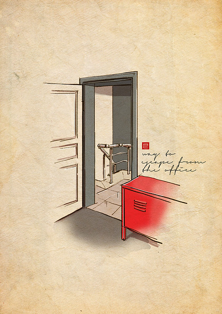 way to escape