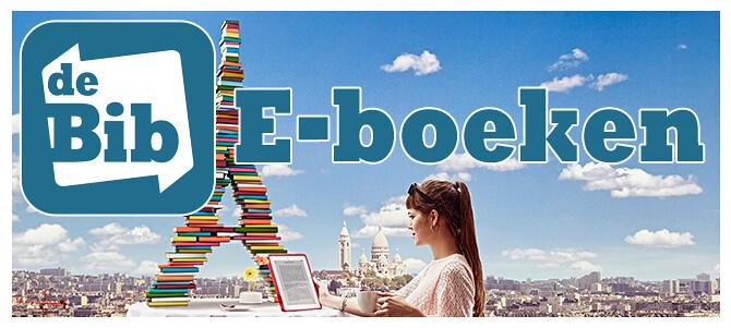 E-boeken in de bib