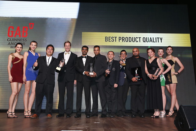 01 Best Product Quality Winners